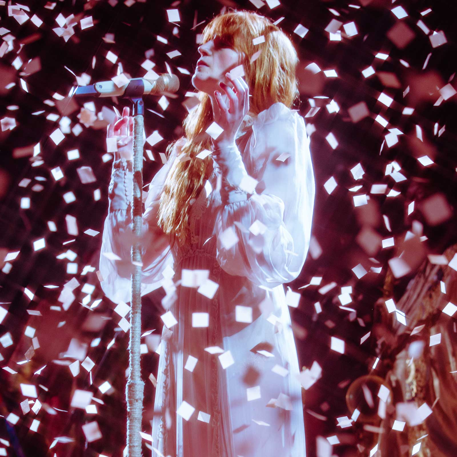 Florence + the Machine Live